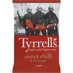 Chips Sweet Chilli & red pepper