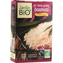 Riz basmati long grain bio