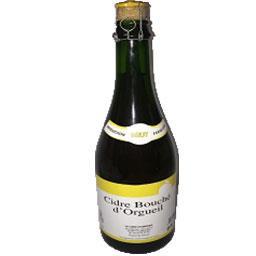 Bouland Cidre brut bouché d'orgueil Bouteille 75 cl
