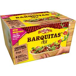 Old El Paso Barquitas kit pour Tacos Original