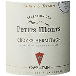 Crozes Hermitage Petits Monts vin Rouge 2016
