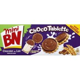 Mini - Biscuit Choco Tablette
