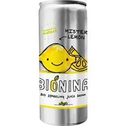 Soda jus de citron BIO