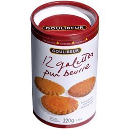 Goulibeur Galettes pur beurre le paquet de 220 g