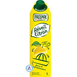 Boisson citron Pressade