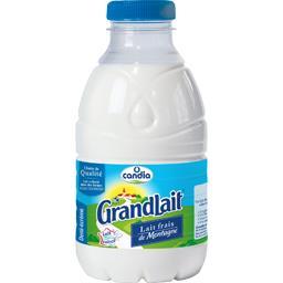 Grandlait - Lait frais demi-écrémé