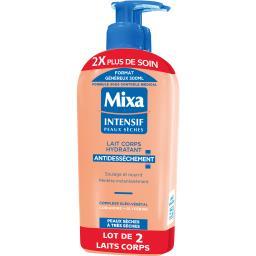 Mixa Intensif Peaux Sèches - Lait corps hydratant Antides...