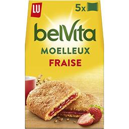 Belvita Petit Déjeuner - Biscuits moelleux fraise