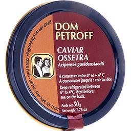 Caviar Ossetra
