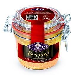 Delpeyrat Foie gras de canard entier du périgord