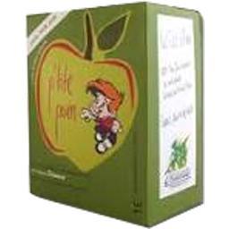 P'tite pom jus de pommes naturel et artisanal à base de fruits frais 100% pur jus