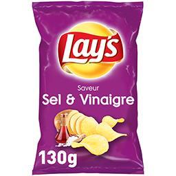 Chips saveur sel & vinaigre