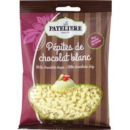 Pépites de chocolat blanc