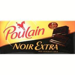 Chocolat noir extra