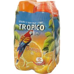 Boisson orange Tropico