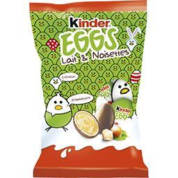 Kinder Gaufrette Eggs lait & noisettes