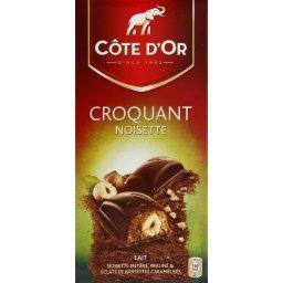 Chocolat croquant noisettes