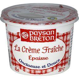 La Crème Fraîche Epaisse 30% MG