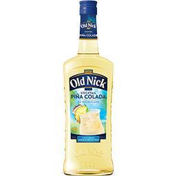 Cocktail Pina Colada, rhum blanc ananas noix de coco