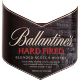 Whisky Blended Scotch Hard Fired