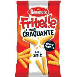 La Maxi Craquante - Fritelle - Biscuits apéritif goût salé