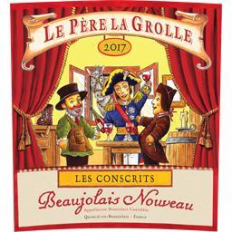 Beaujolais Nouveau 2017 , Vin Rosé