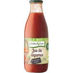 Vallée Verte Jus de légumes salé BIO la bouteille de 1 l