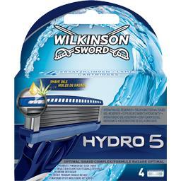 Lames de rasoir Hydro 5