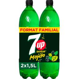 Soda saveur Mojito sans alcool