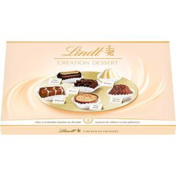 Lindt Assortiment de chocolats Création Dessert