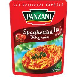 Les Cuisinées Express - Spaghettini Bolognaise