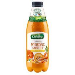 Créaline Le Velouté potirons carottes