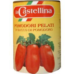 Tomates entières