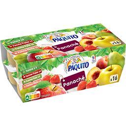 Spécialité de fruits panachés