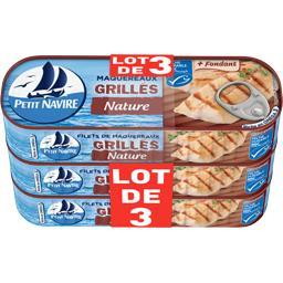 Filets de maquereaux Le Grillé