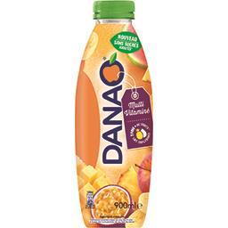 Danao Boisson multivitaminé sans sucres ajoutés la bouteille de 900 ml