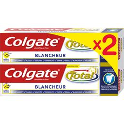 Dentifrice Total Blancheur Colgate