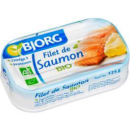 Filet de saumon BIO