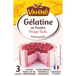 Gélatine en poudre