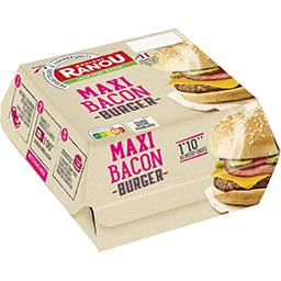 Le Maxi Bacon Burger