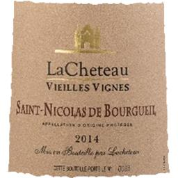 Saint Nicolas de Bourgueil, vin rouge