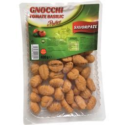 Gnocchi tomate basilic à poêler