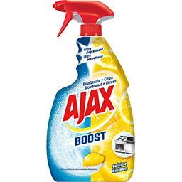 Nettoyant ménager cuisine bicarbonate et citron Ajax