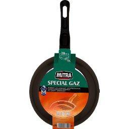 Spécial gaz, poêle D20cm, antiadhésif, teflon classic, la poêle