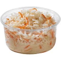 Coleslaw duo de chou et carotte