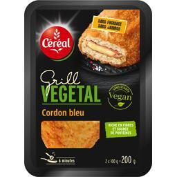 Grill Végétal - Cordon bleu vegan