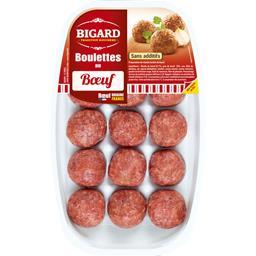 Bigard Boulettes de bœuf