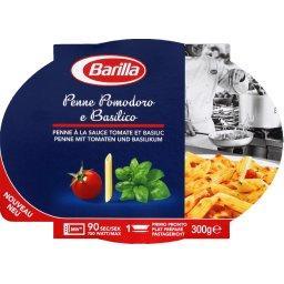 Penne sauce tomate et basilic