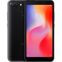 Smartphone Redmi 6 32 Go noir