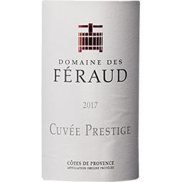 Côtes de Provence BIO 2017 Cuvée Prestige vin Rosé Domaine des Féraud vin Rosé 2017